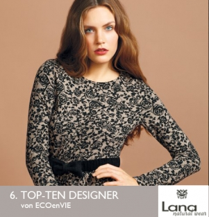 Platz 6. Lana natural wear