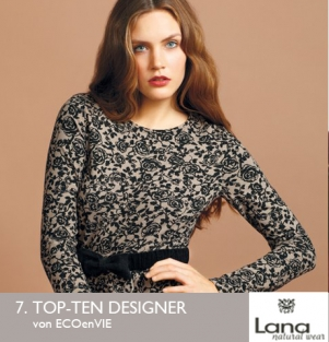 Platz 7. LANA natural wear